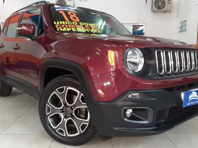 Jeep Renegade Longitude 1.8 16v Flex, Qom7682