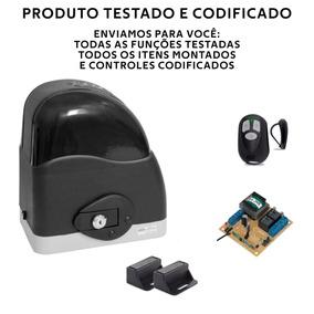 Motor Automatizador Portão Deslizante Sem Cremalheira 1/5