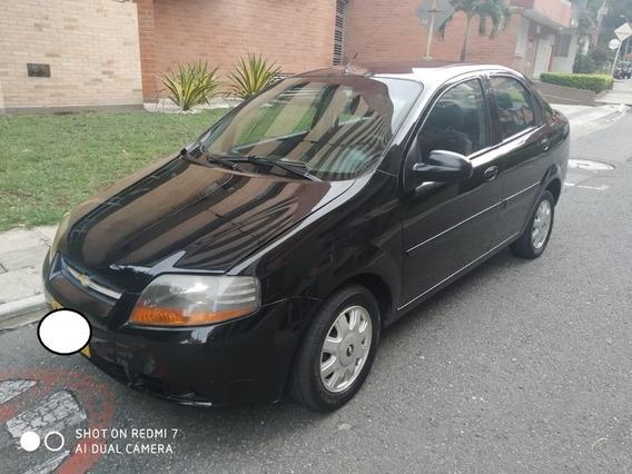 Chevrolet Aveo 1.6 Sedan 2009