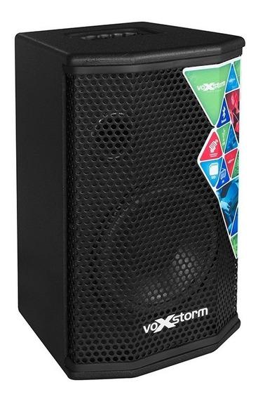 Caixa Multiuso Bluetooth Profissional Vox Storm Portátil