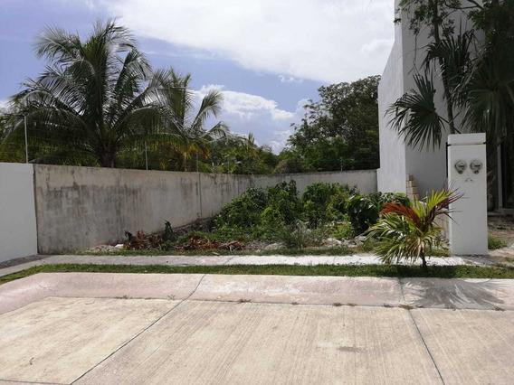Vendo Terreno En El Encuentro Residencial, Playa Del Carmen