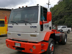 Excelente Minimula Ford Cargo 1721.lista Para Trabajar
