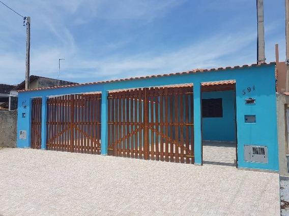 Casa Em Itanhaém Lado Serra Aceita Financiar 3497