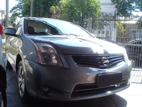 Nissan Sentra 2.0 S Flex Automatico