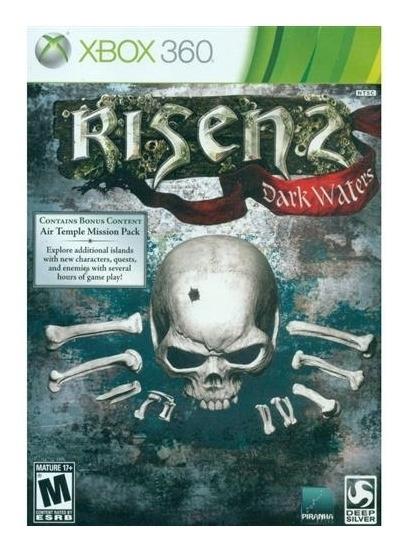 Risen 2 Dark Waters - Xbox 360 Lacrado