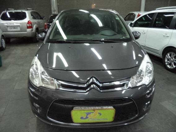 Citroën C3 1.5 Tendance Flex 5p Completo Couro E Rodas 2014