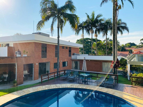 Imagem 1 de 30 de Sobrado Reformado A Venda Em Interlagos 4 Suites Muito Jardim - Reo579302