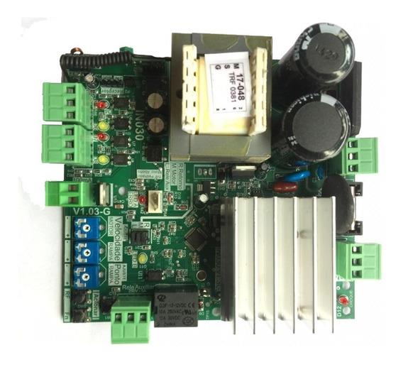 Central Eletrônica Inversor Frequência In-030 60hz Flash 3pç