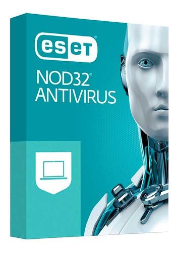 Imagen 1 de 1 de Eset Nod32 Antivirus 2020 3 Pc 1 Año