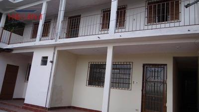 Sobrado Residencial Para Locação, Jardim Sinobe, Francisco Morato. - So0675