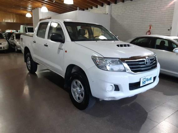 Toyota Hilux 2.5 Td C/d 4x4 Dx Pack 2013