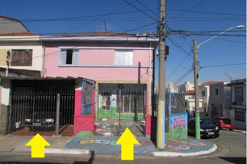 Sobrado Residencial À Venda, Vila Prudente, São Paulo. - So1531