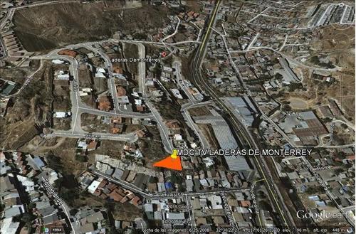 Imagen 1 de 1 de Terreno En Venta Ubicado En Laderas Monterrey
