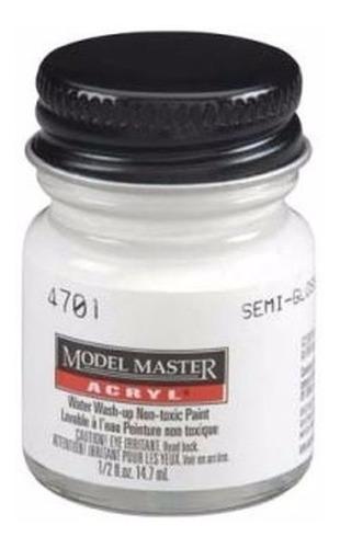 Testor Pinturas Acrilicas 1/2 Oz Model Master