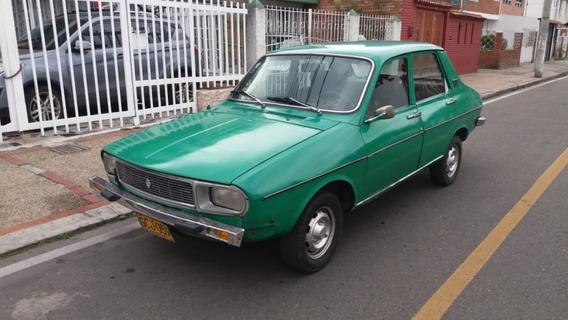 Renault R 12 1.3 Sadan 1980