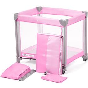 Berço Portátil Mini Play Pop Pink - Safety 1st