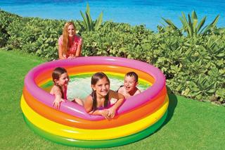 Alberca Pool Piscina Niños Inflable 168x46 Infantil