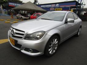 Mercedes Benz Clase C180 Coupe