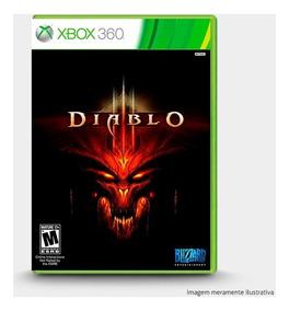 Diablo 3 - Original Para Xbox 360 - Novo