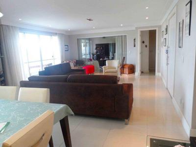 Apartamento Em Jardim Taquaral, São Paulo/sp De 185m² 3 Quartos À Venda Por R$ 2.000.000,00 - Ap228727