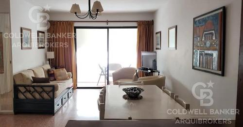Apartamento 2 Dormitorios En Alquiler En Playa Brava - La Emir