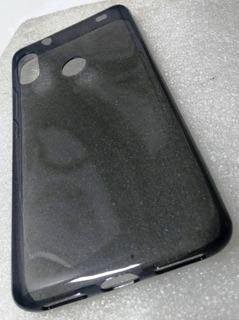 Capinha Capa Preta Flexível Proteção Xiaomi Mi A2 Lite