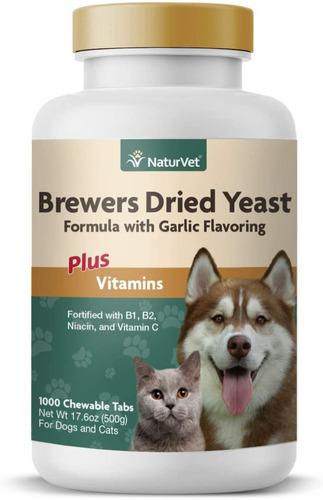 Brewer´s Vitaminas 1000 Tabletas Perros Gatos Entrego Ya