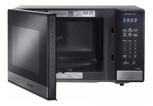 Microonda Panasonic® Nn-sb428sruh (0.9pie³) Nueva En Caja