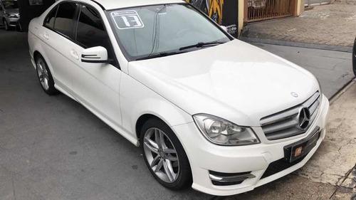 Mercedes-benz Classe C 2013 1.6 Sport Turbo 4p