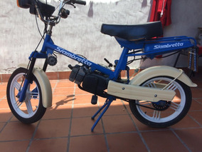 Ciclomotor Siambretta 50cc Original