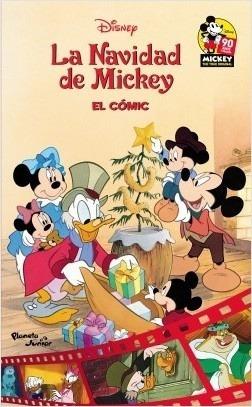 La Navidad De Mickey. Comic - Aa.vv., Autores Varios