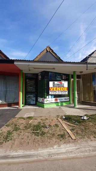 Alquiler Anual Local Comercial En Mar Del Tuyu, Calle 2 Y 81