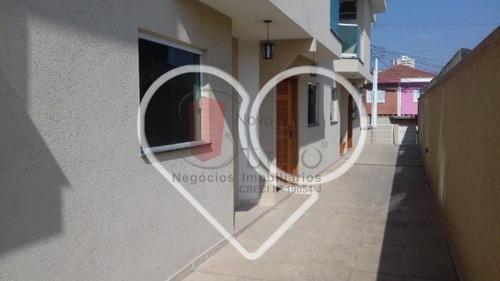 Imagem 1 de 15 de Casa Em Condominio - Vila Nova Manchester - Ref: 7269 - V-7269