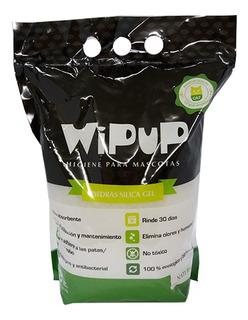 Piedras Sanitarias Silica Gel Wipup Natural X 3,8 L