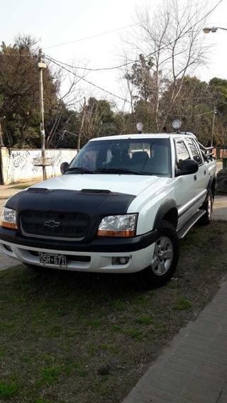 Chevrolet S10 2001 2.8 4x4 Dc Dlx