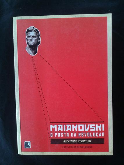 Livro Maiakovski O Poeta Da Revolução