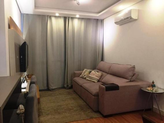 Apartamento Em Pagani I, Palhoça/sc De 91m² 3 Quartos À Venda Por R$ 420.000,00 - Ap279293