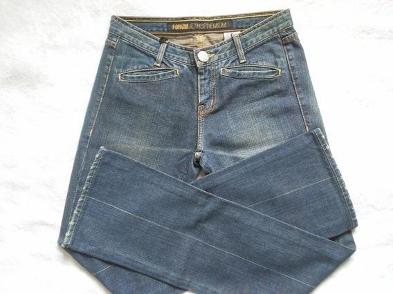 Calça Jeans Feminina Da Fórum 36 Ref.1137