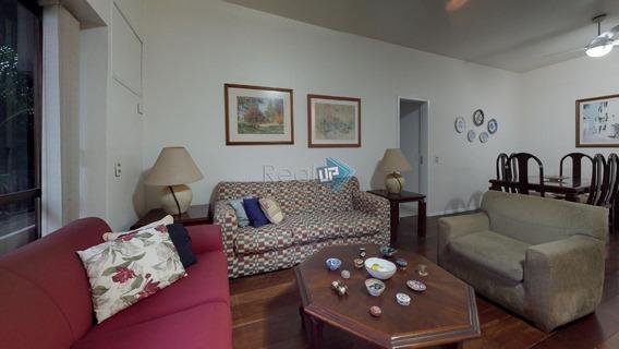 Apartamento Com 4 Quartos Para Comprar No Lagoa Em Rio De Janeiro/rj - 18464