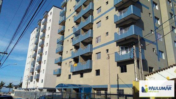 Apartamento Com 1 Dorm, Centro, Mongaguá - R$ 230 Mil, Cod: 828726 - V828726