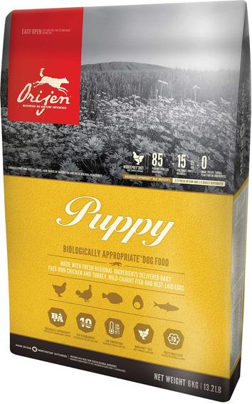 Alimento Perro Puppy Orijen Cachorros Holístico Pollo 11,3kg