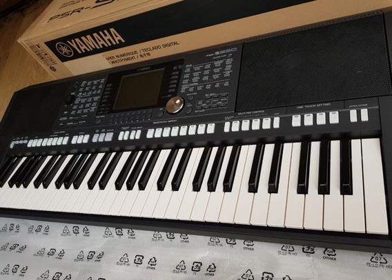 Teclado Psr-s970 - Yamaha 61 Teclas