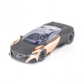 Miniatura Norev 1:18 Peugeot Concept Onyx 2012 Preto