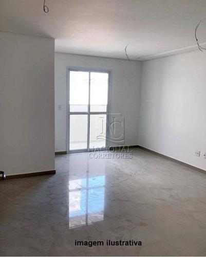 Cobertura À Venda, 86 M² Por R$ 320.000,00 - Cidade São Jorge - Santo André/sp - Co4503