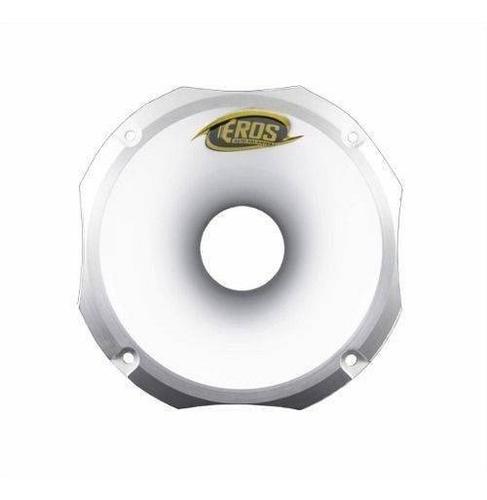 Corneta 4160 Branca Eros Alumínio 2 Polegadas Boca 2 Peças