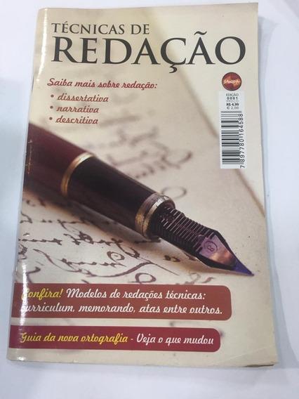 Livro Técnicas De Redação Paulo Sérgio Rodri