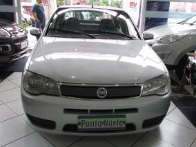 Fiat Siena 1.8 Hlx Flex 4p 2006. Prata