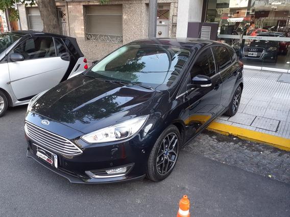 Ford Focus 2.0 At Titanium 2017 Nuevo Anticipo Y Cuotas
