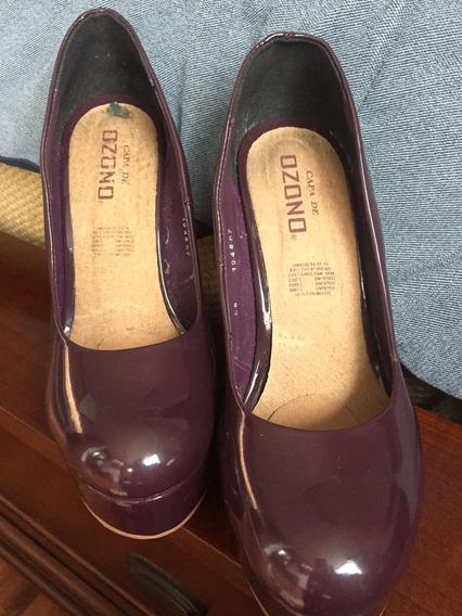Hermosos Zapatos Vino