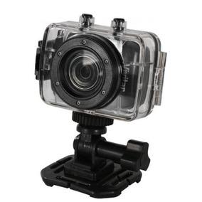 Câmera Ação E Aventura Digital Full-hd 1080p 4x Zoom 12.1mp